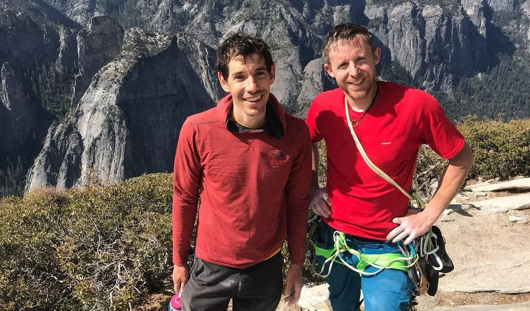 alex honnold tommy caldwell nose record 2018
