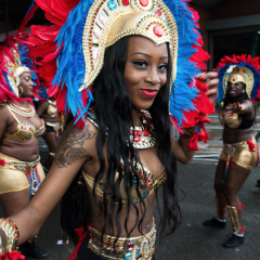 The Notting Hill Carnival 2016