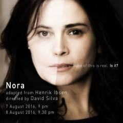 """Nora"" at The Lion and Unicorn Theatre"