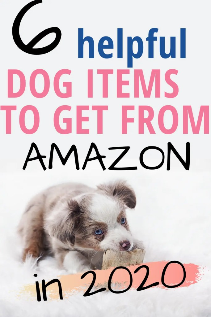 dog products to get on amazon