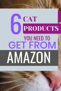 6 Cat Products To Buy From Amazon #catproducts #amazon #amazonhacks #cathacks