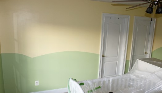 Right Side Wall- Phase 1