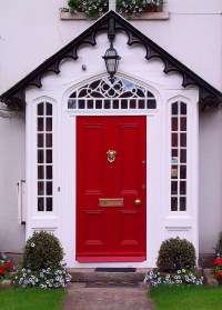 Inspiration File  Front Doors | Live, Love, Decorate