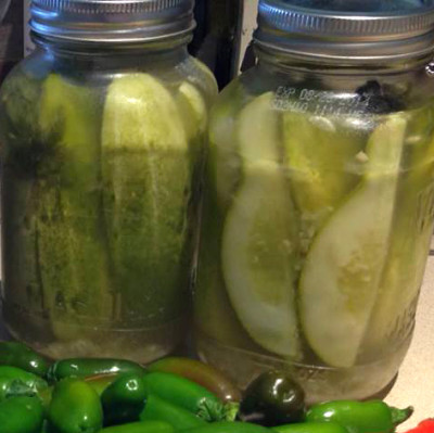 Claussen Style Pickle Recipe