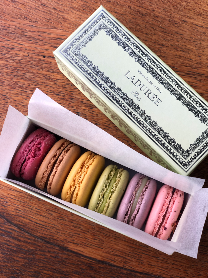 6 Essential Ladurée Flavors Every First Timer Should Try