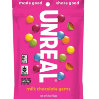 Unreal Snacks Chocolate Gems