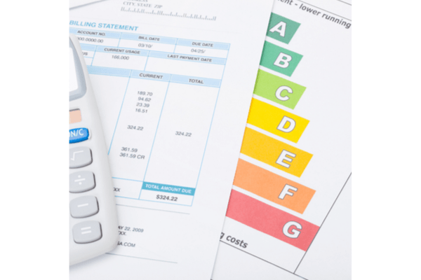 save money on your utility bills - stop being poor