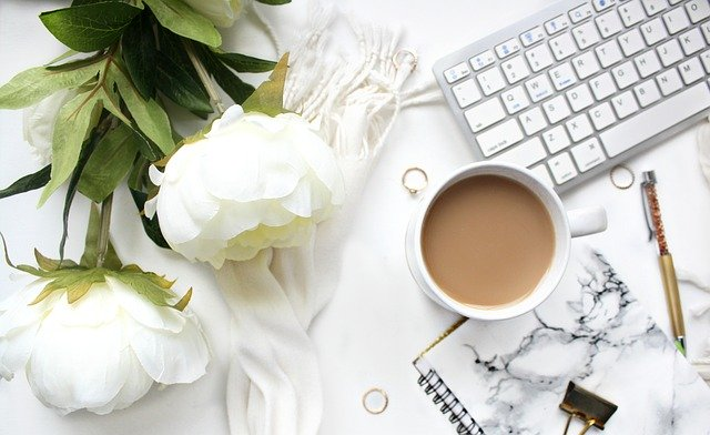 work from home get ready for the day. become more productive