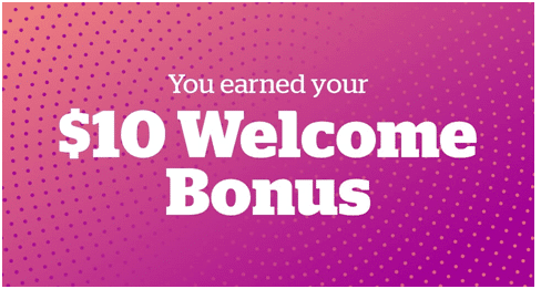 You can start shopping and earning Cash Back as soon as you sign up. Creating a Rakuten account ... We offer a $10 Welcome Bonus to all new members.