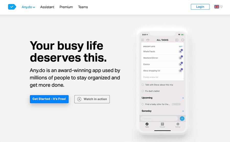 any do task management app