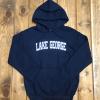 Lake George Hoodie NAVY