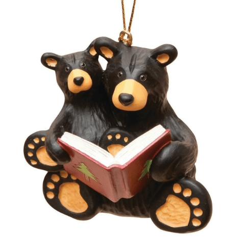 bears reading Christmas Story