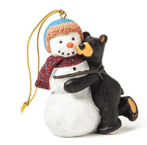 Snowman Bear hug