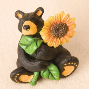 Sunflower bear mini