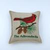 6 inch Balsam pillow cardinal