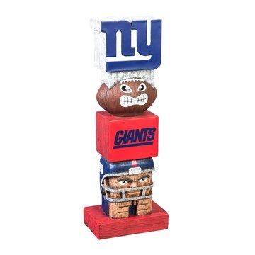 Giants mascot statue