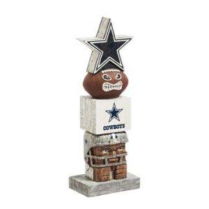 Cowboys garden statue
