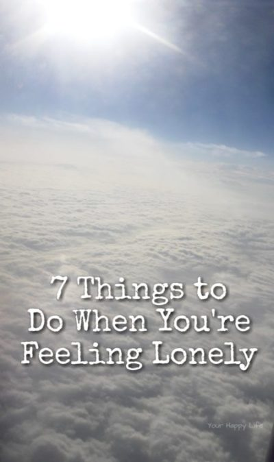 Why do i feel lonely quiz