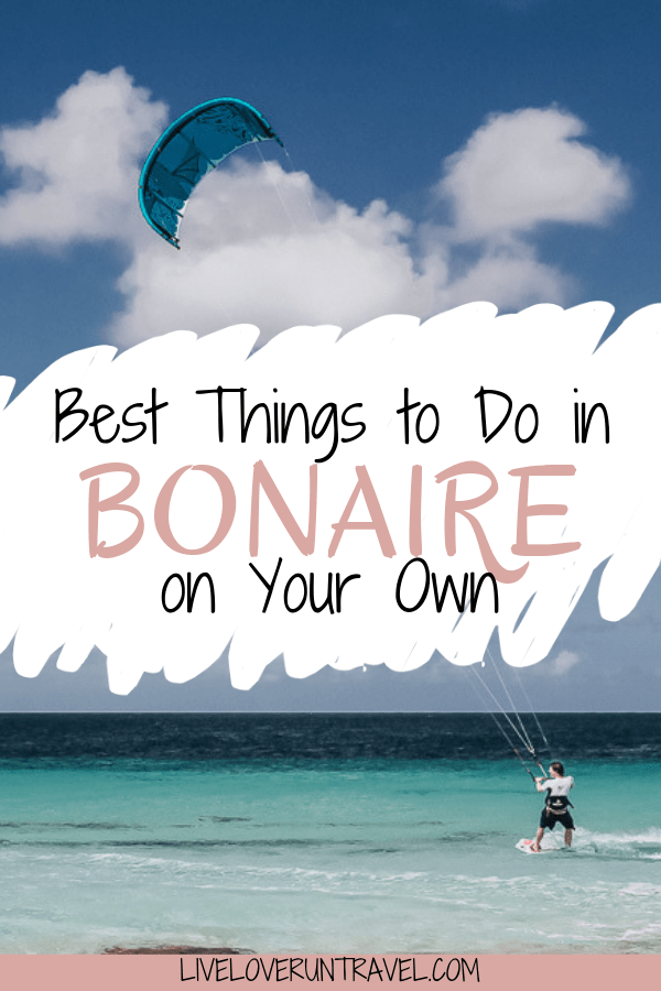 Find the best things to do in Bonaire on your own including windsurfing in Bonaire, the best beaches in Bonaire, snorkeling in Bonaire, and more. Things to do in Bonaire | Bonaire itinerary | Bonaire island | Bonaire photography | Bonaire things to do | Bonaire cruise | Bonaire cruise port | Bonaire excursions | Kralendijk Bonaire | Bonaire beaches | best beaches Bonaire | Bonaire pink beach | Bonaire snorkeling | Bonaire salt flats
