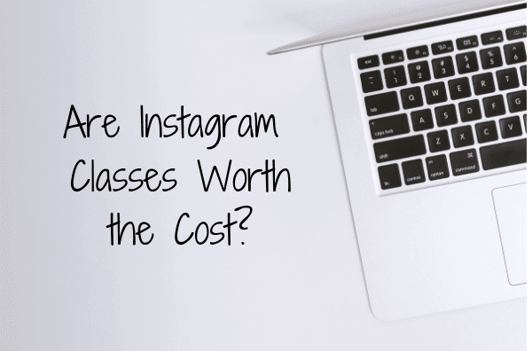 Find out if Instagram classes are worth the money and how to find the right one.