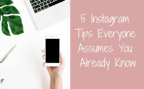 A simple Google search will bring up thousands of Instagram tips posts. However, many of them miss these simple tips because they assume you already are doing these things.