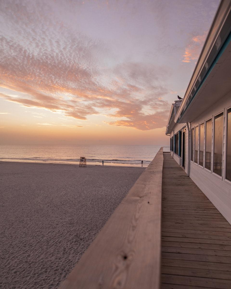海斯汀斯·海斯海滩海滩的海滩
