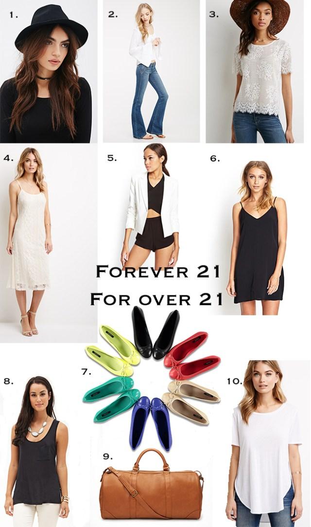 Forever21forOver21