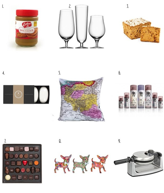 Brussels Souvenir Ideas