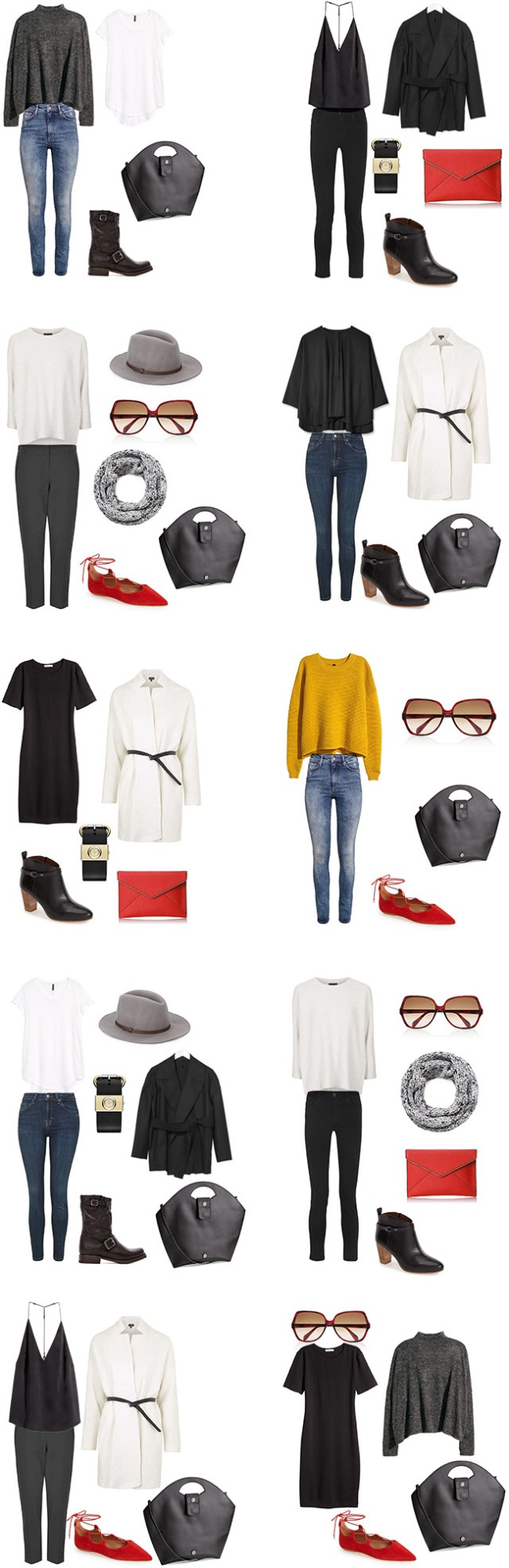 London England Outift Options