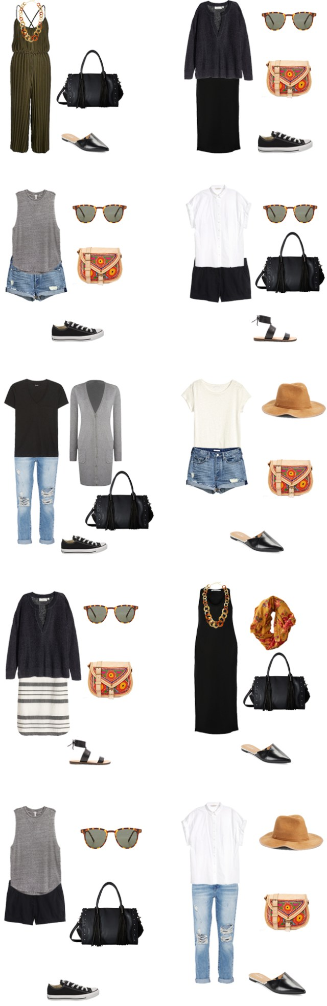 What to Wear in Sydney Australia Outfit Options 11-20 #travelight #traveltips #travel