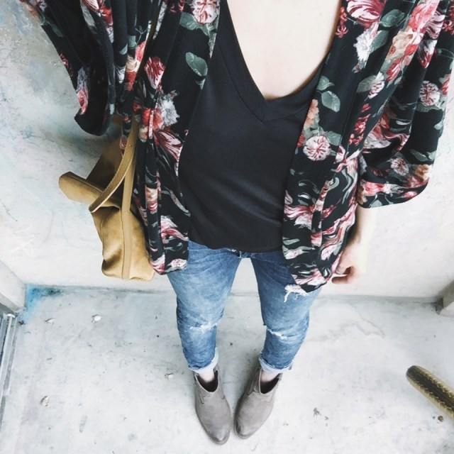 What I wore #ootd