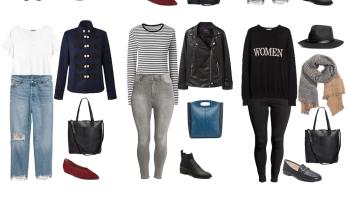 73df9f57cb3 Plus Size Capsule Wardrobe for Fall - livelovesara