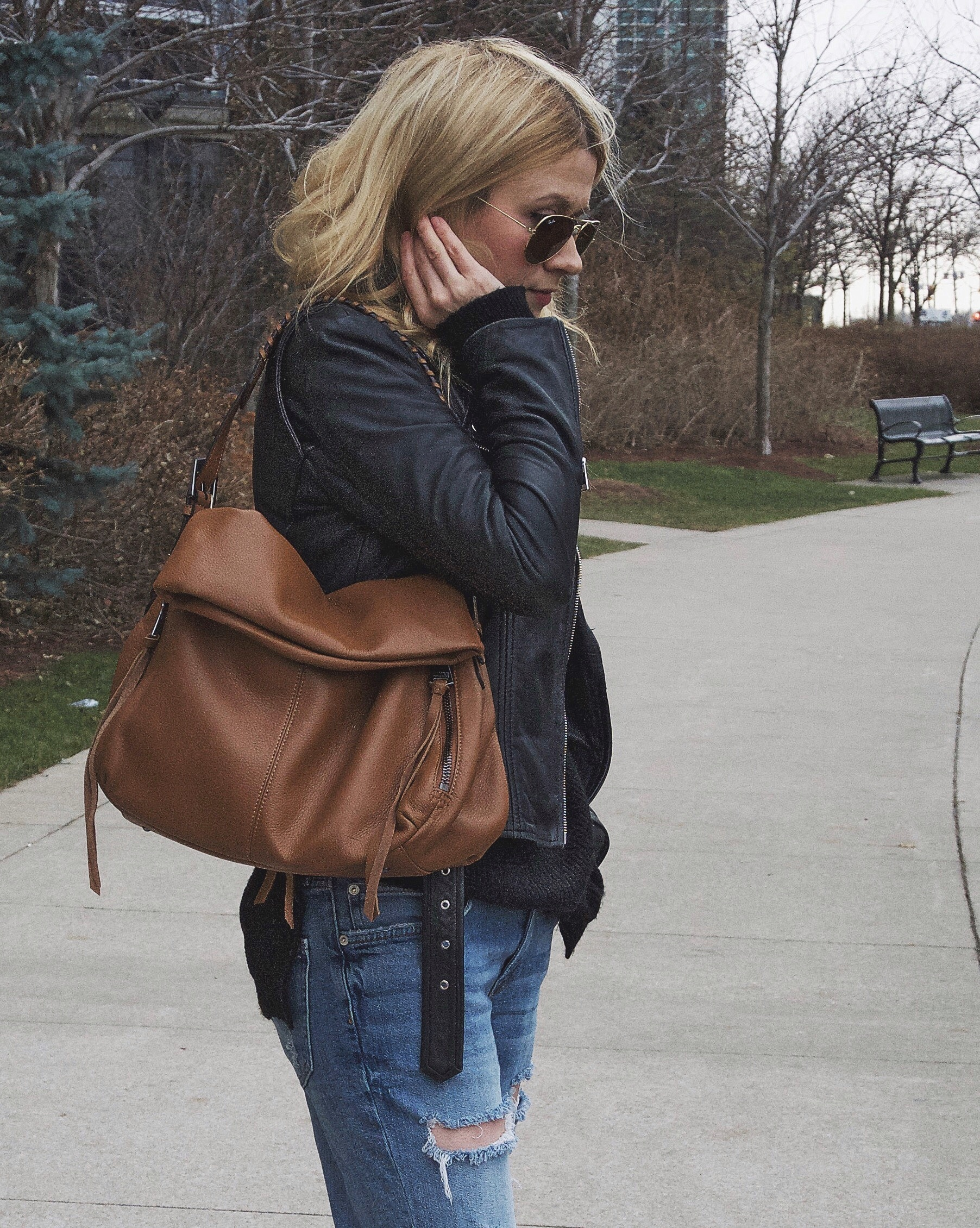 Aimee Kestenberg Bag Review And A Holiday Giveaway