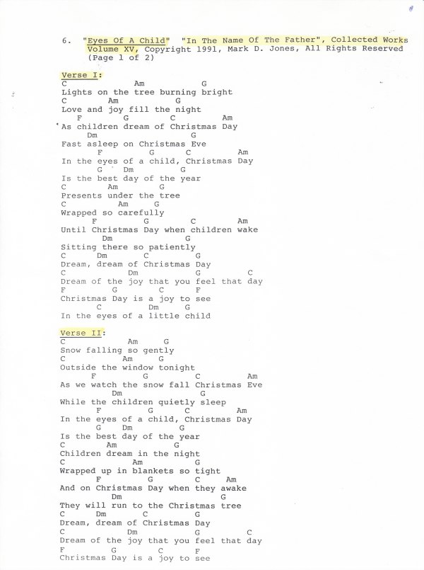 christmas lights chords # 18