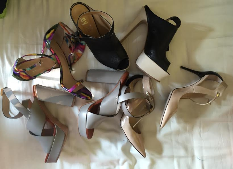 Ankle Strap Addiction