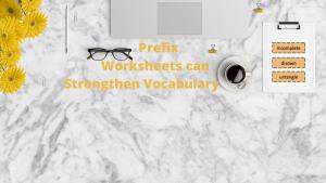 prefix-worksheets-vocabulary