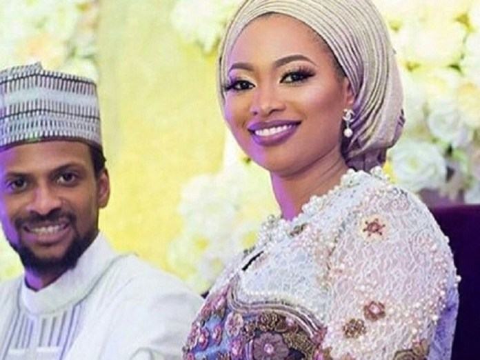 Fateema Ganduje Celebrates Husband's Birthday With Lovely Pictures