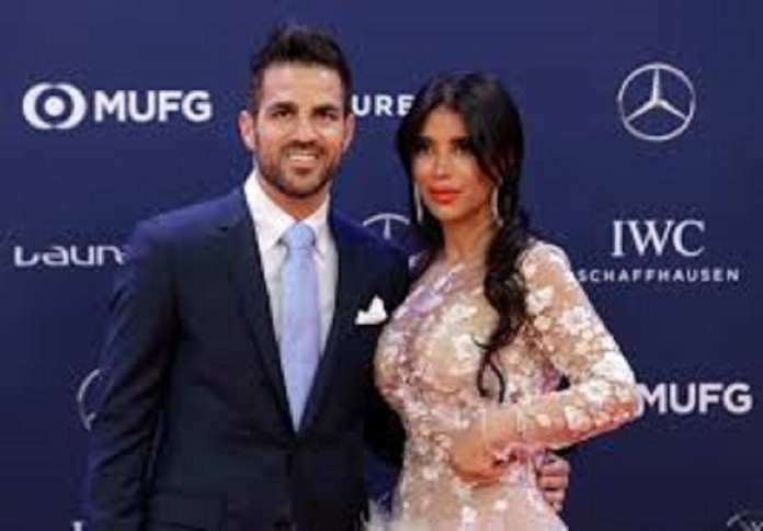 I Won't Be As Available As Before-Footballer Cesc Fabregas To Wife And Kids