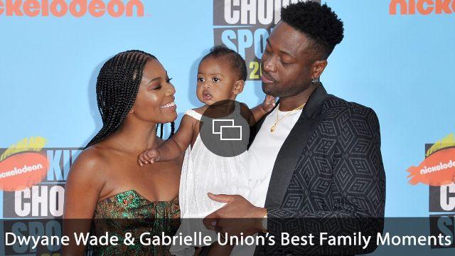 Gabrielle Union & Dwayne Wade Celebrate Their 6th Wedding Anniversary
