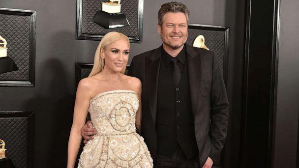 Gwen Stefani and Blake Shelton announce engagement on Instagram