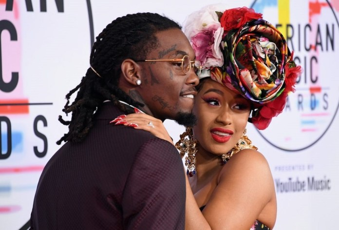 Cardi B Confirms She's Back With Offset, After Filing For Divorce