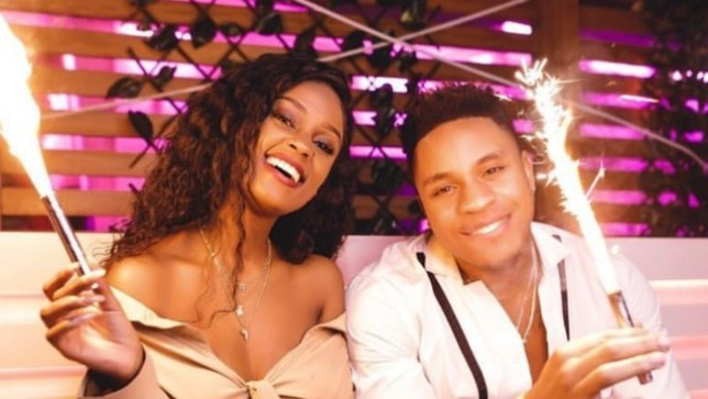 Rotimi Proposes To His Girlfriend, Vanessa Mdee (Video)