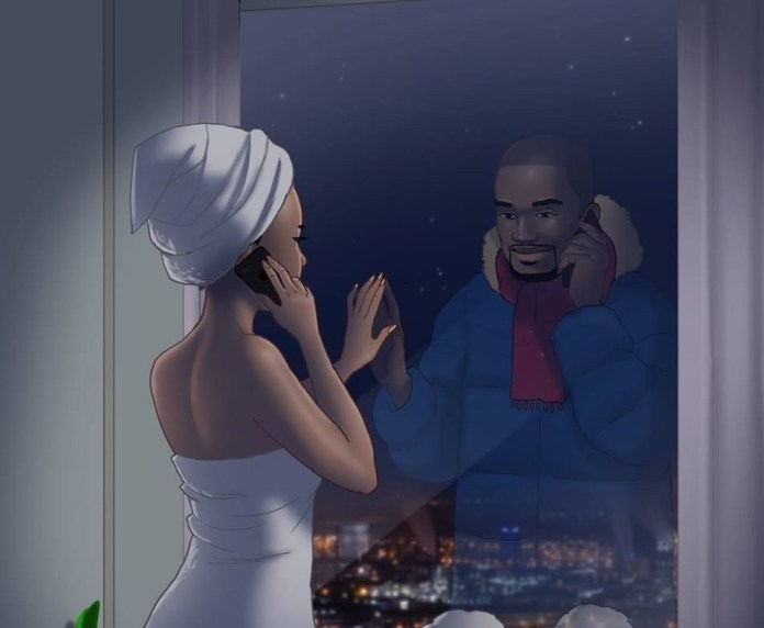 Long Distance Relationship : Why I Be Lucky Or Unlucky?