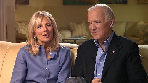 Joe And Jill Biden Reflect On 43 Years Of Marriage In First White House Interview