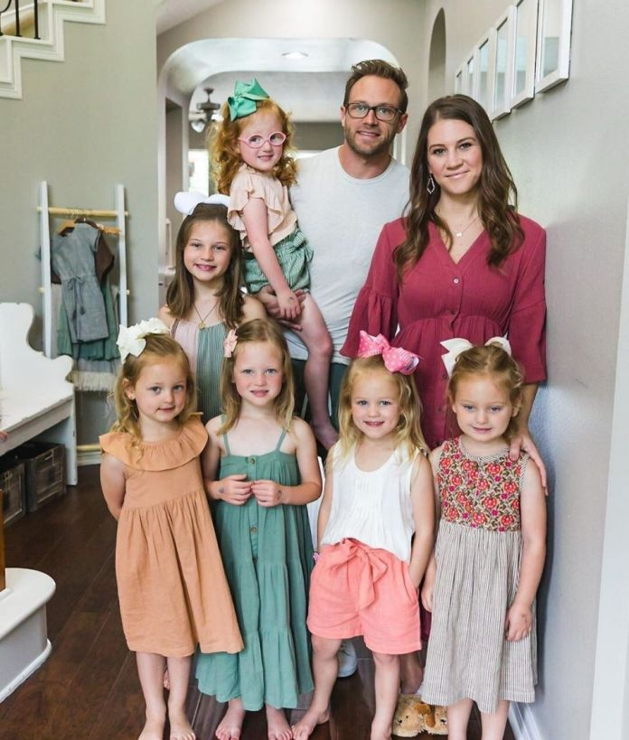 OutDaughtered Stars Danielle and Adam Busby on What Keeps Their Marriage Strong After 15 Years