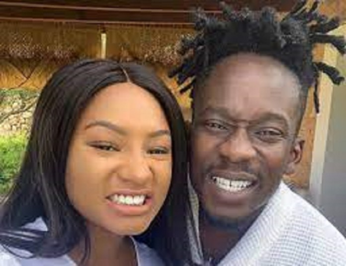 Singer Mr Eazi Treats His Girlfriend, Temi Otedola, To An Early Valentine Surprise