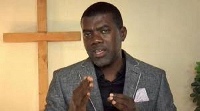Many Men Are Responsible For Their Wives' Unfaithfulness – Reno Omokri