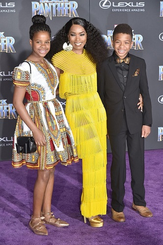 Angela Bassett Says Twins, 15, Have 'Musical Interests' That She Tends to 'Drill Into Them'