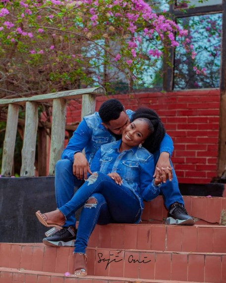 Comedian Arole Set To Tie The Knot With His Lover, Yemi