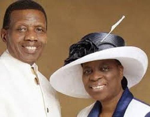 """""""You are the husband every woman wants'' - Pastor Folu Adeboye celebrates her husband, Pastor Adeboye, as he turns 79"""